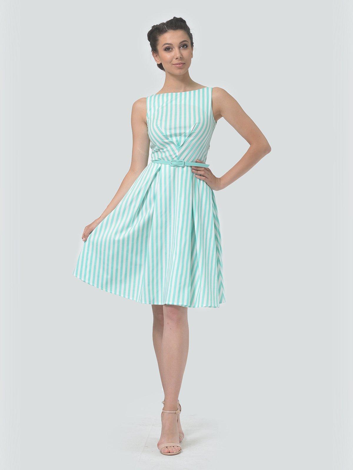 Сукня в смужку   3415829