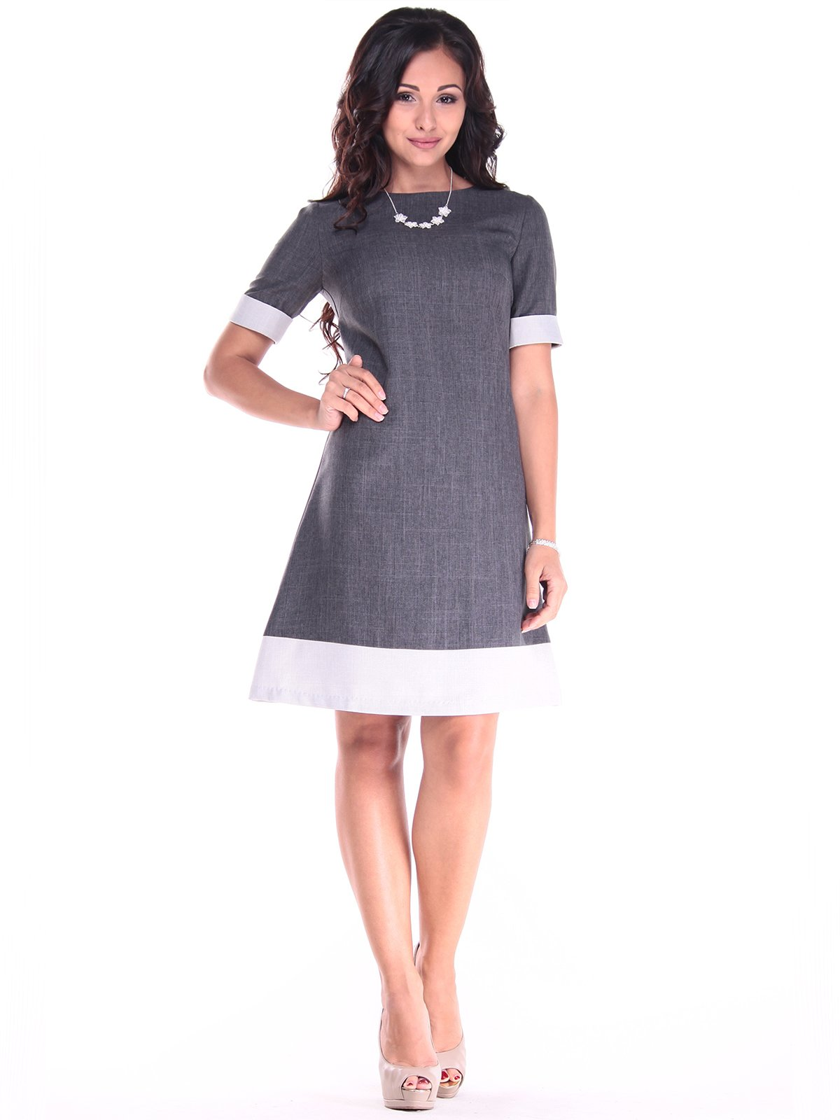 Сукня сіра | 2900721