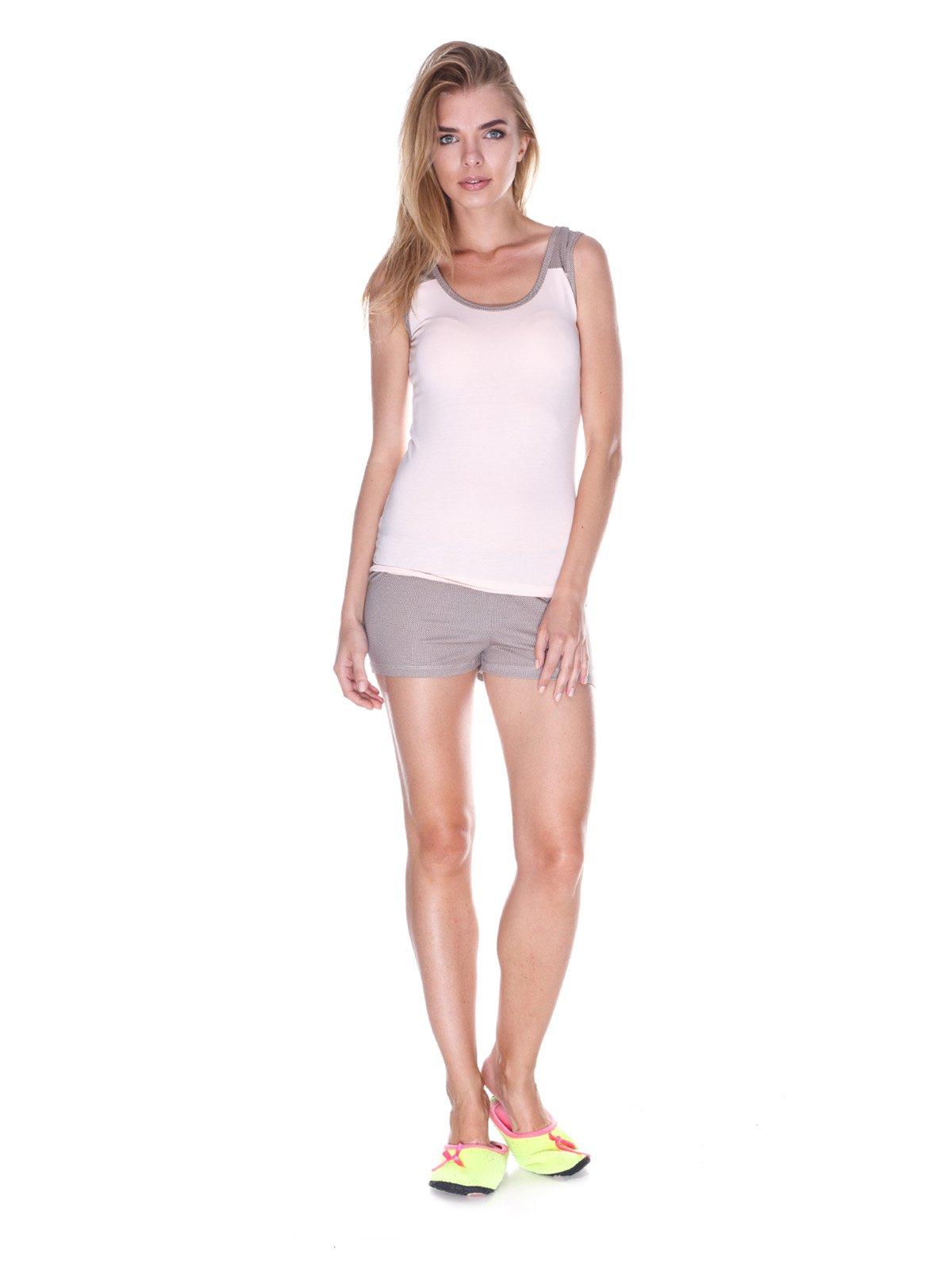 Пижама: майка и шорты   3240347