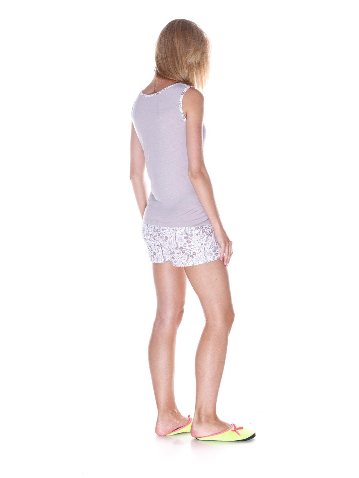 Пижама: майка и шорты | 3240345 | фото 2