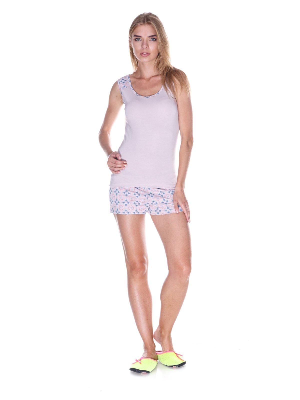 Комплект домашний: майка и шорты   3403365