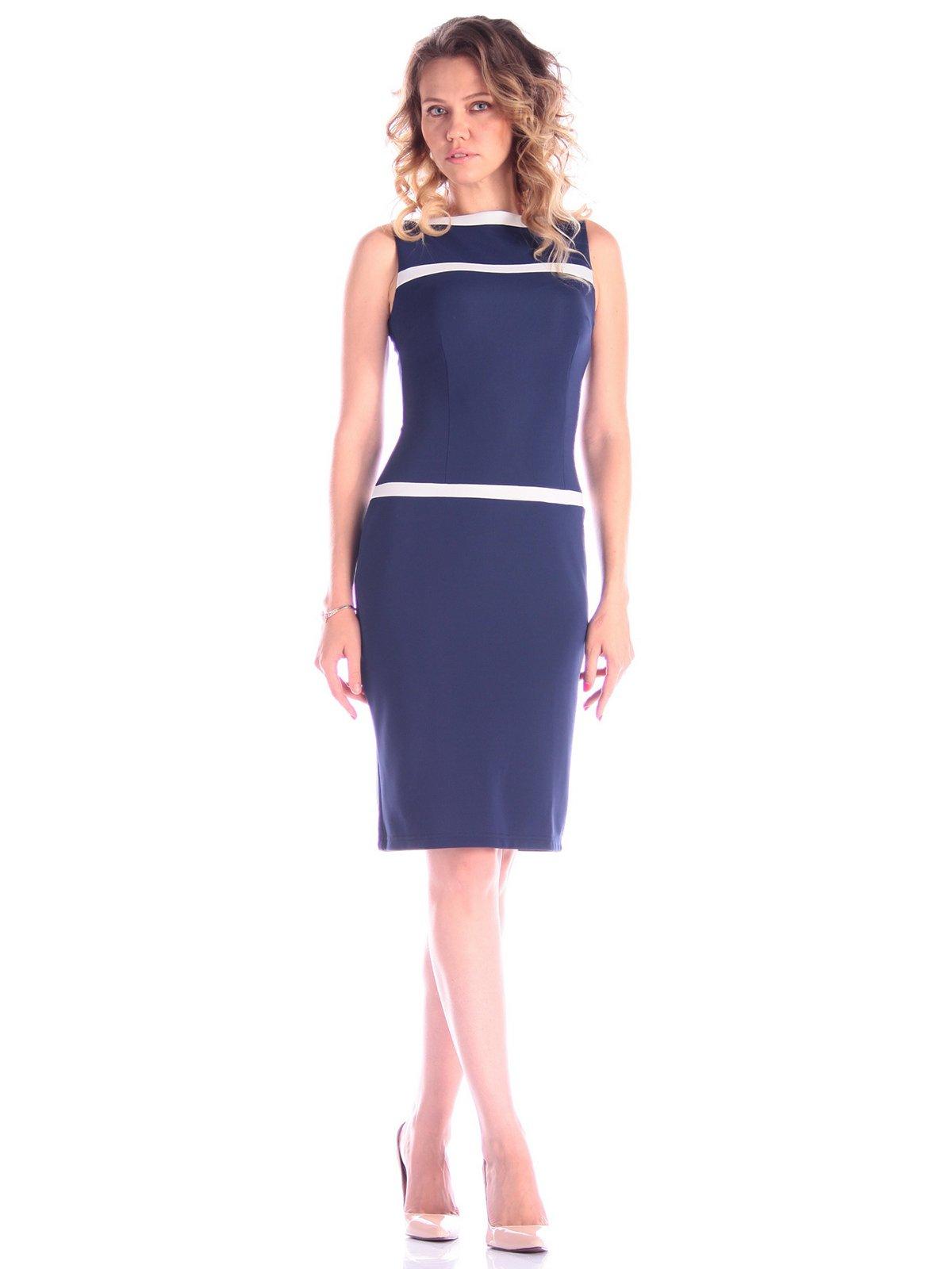 Сукня темно-синя | 3420791