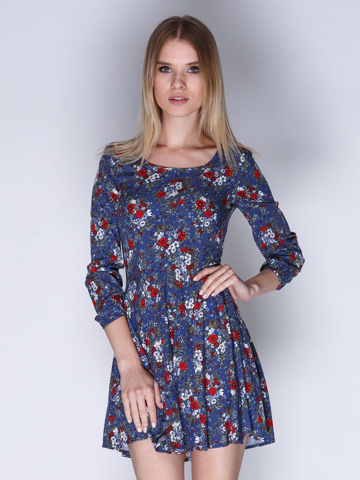 Сукня синя   3010612