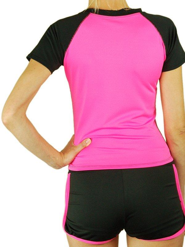 Костюм спортивный: футболка и шорты   3421838   фото 2