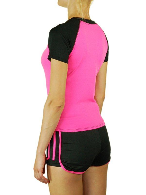 Костюм спортивный: футболка и шорты   3421838   фото 3