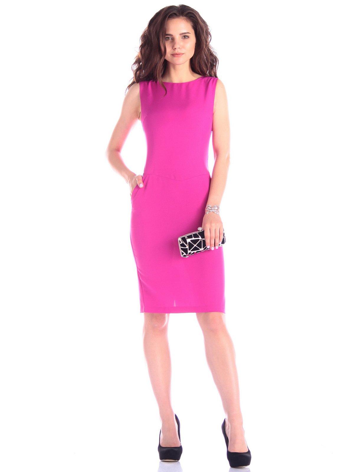 Сукня кольору темної фуксії   3430085