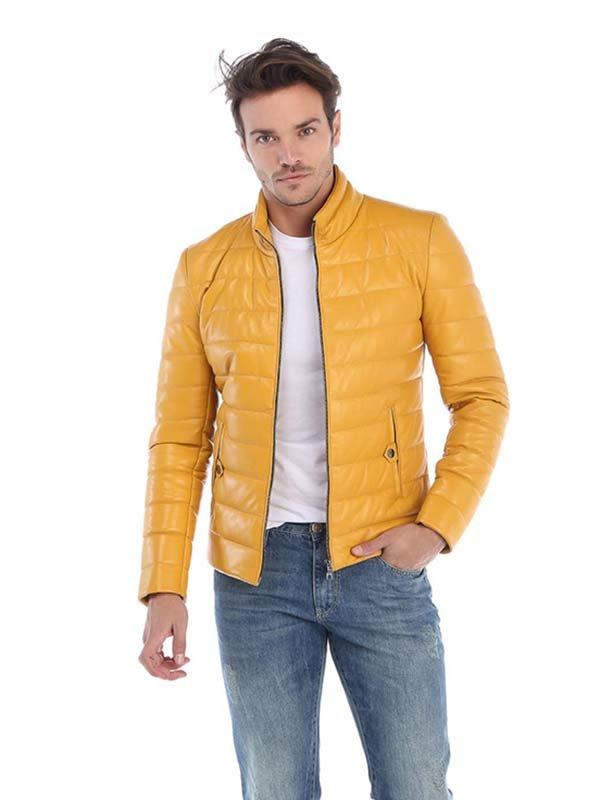Куртка жовта | 3190535