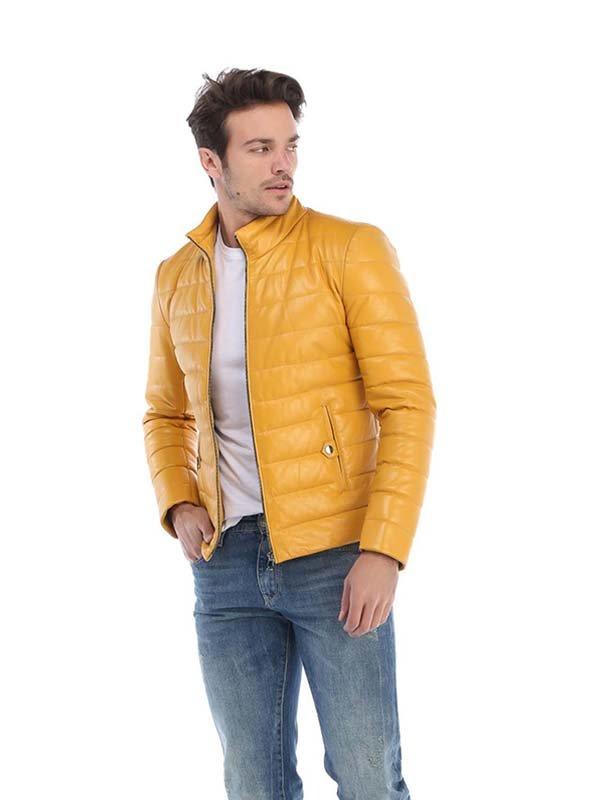 Куртка жовта | 3190535 | фото 2