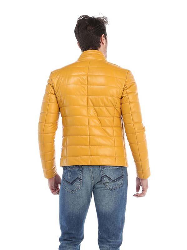 Куртка жовта | 3190535 | фото 4