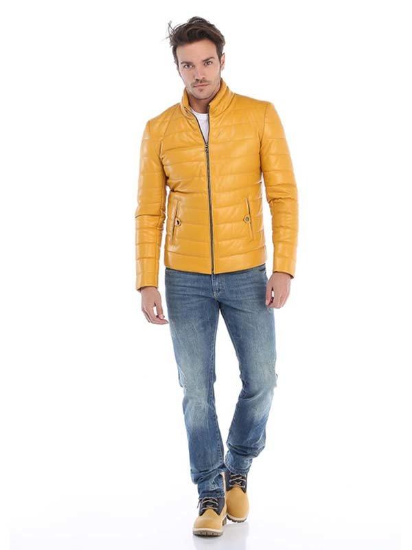 Куртка жовта | 3190535 | фото 5