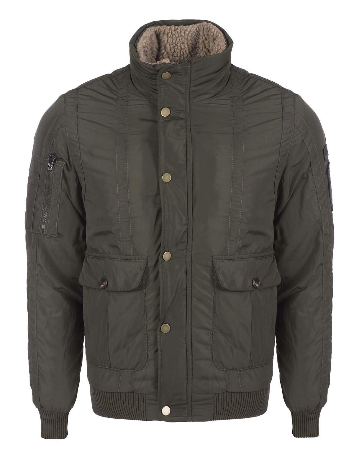 Куртка цвета хаки | 3420909