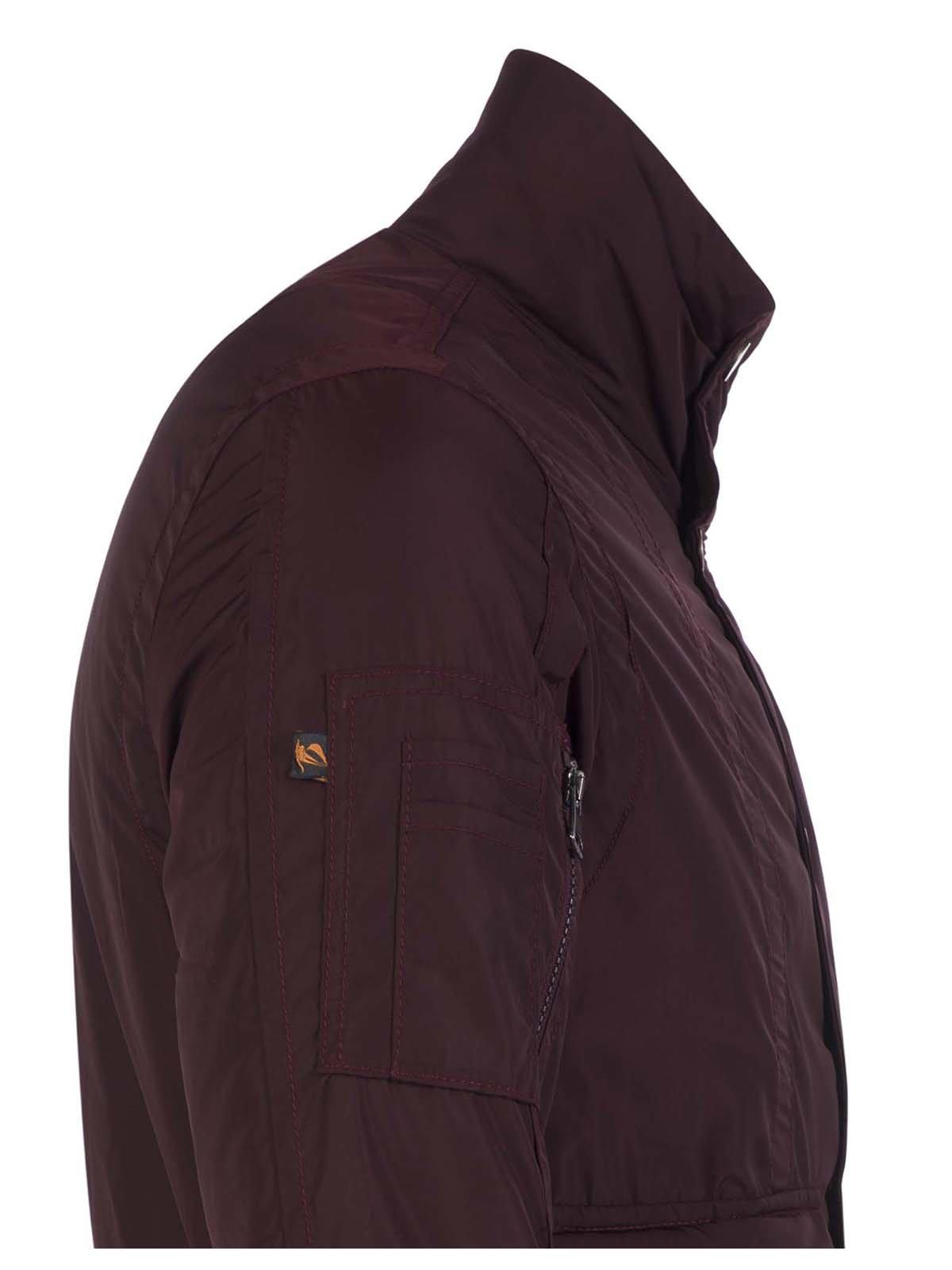 Куртка бордовая | 3420910 | фото 3