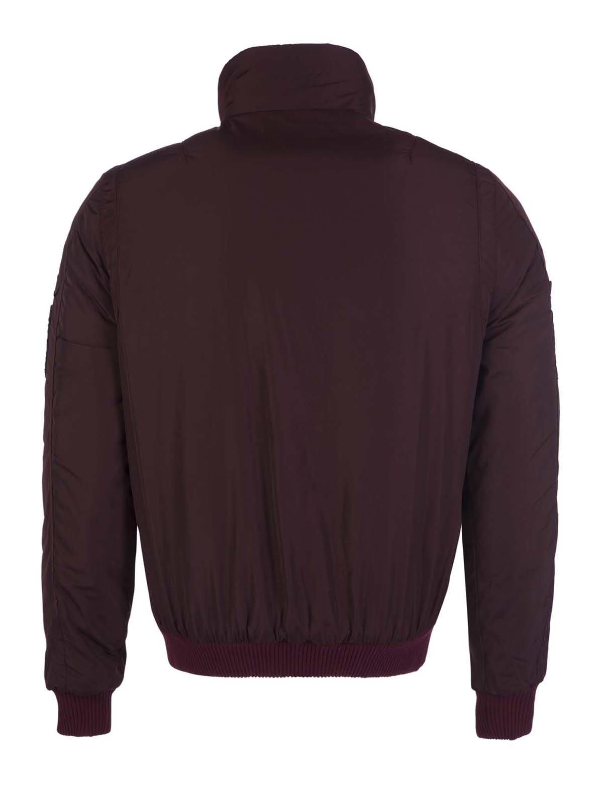 Куртка бордовая | 3420910 | фото 5