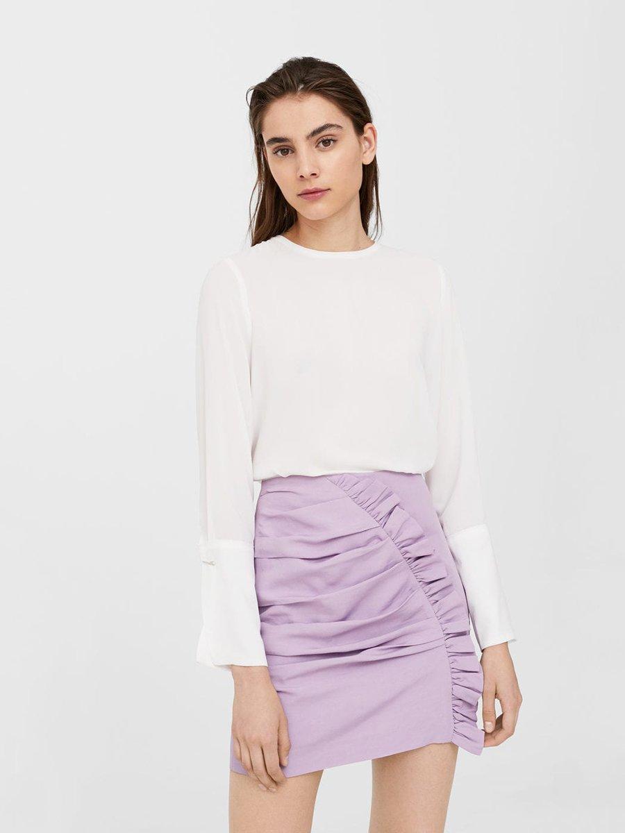 Блуза белая | 3438323