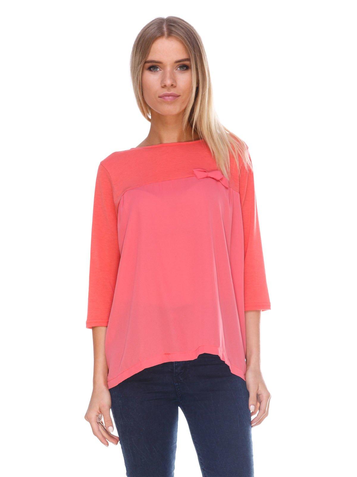 Блуза коралловая   3423802