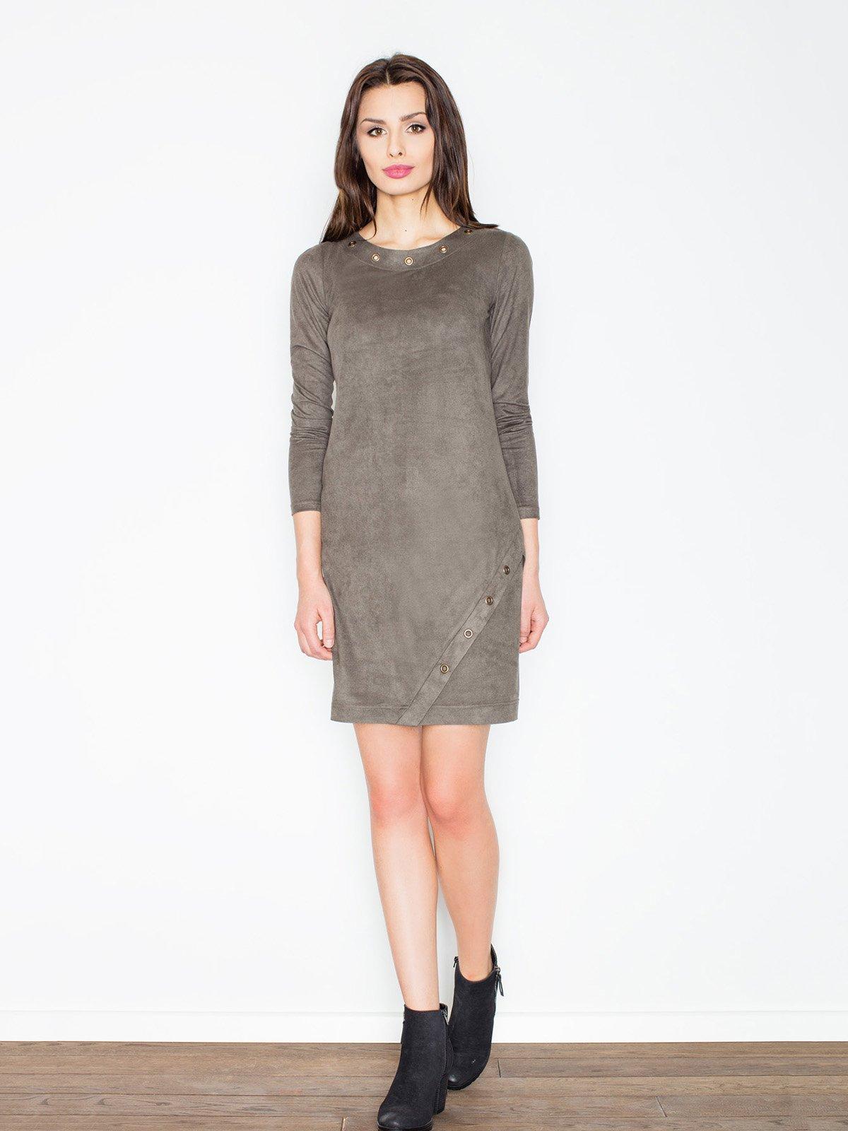 Платье зеленое | 3440585
