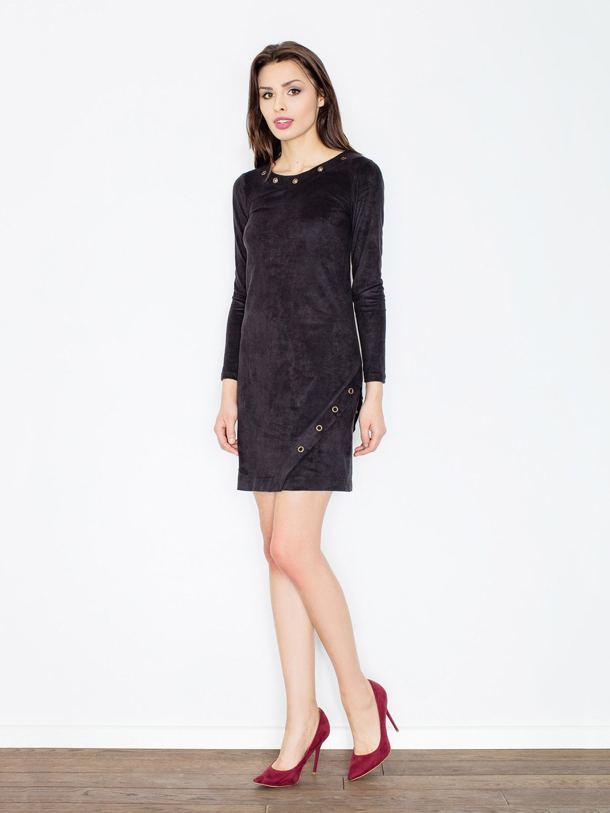 Платье черное | 3440587