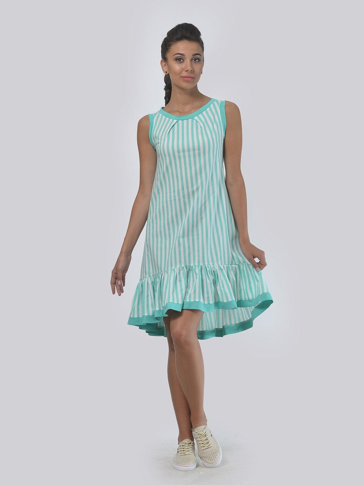 Платье в полоску | 3445170