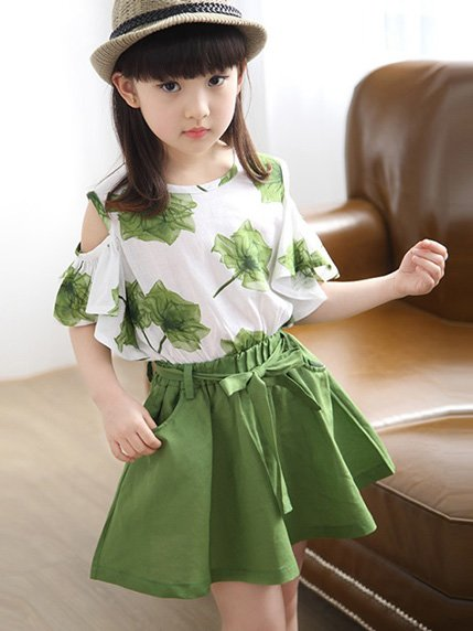 Комплект: блуза і спідниця   3456898