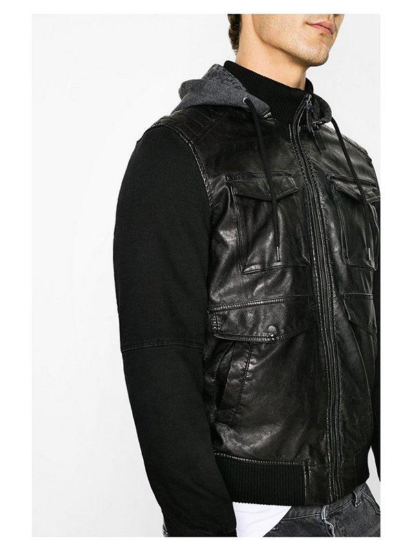 Куртка черная   3147460   фото 2