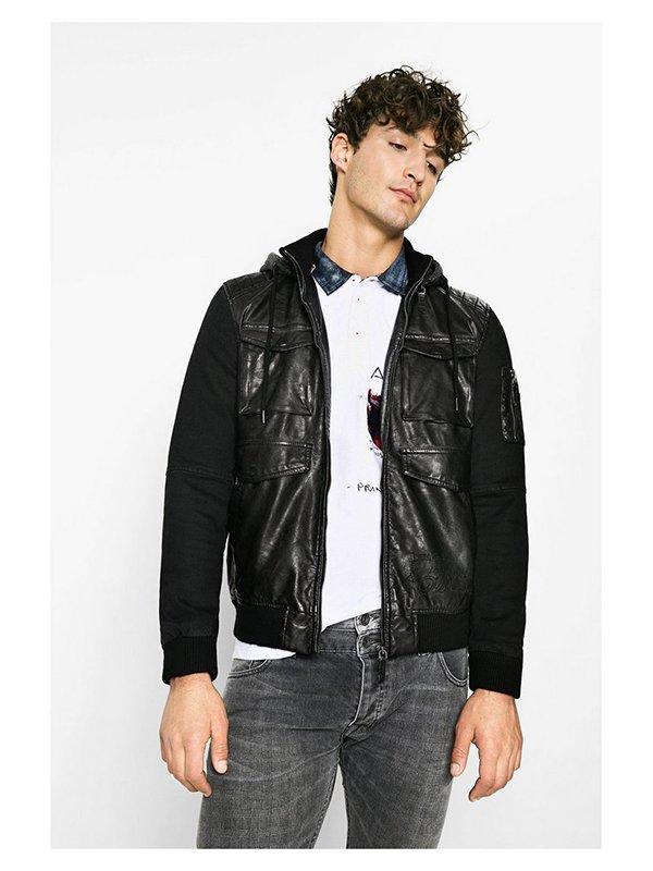 Куртка черная   3147460   фото 4