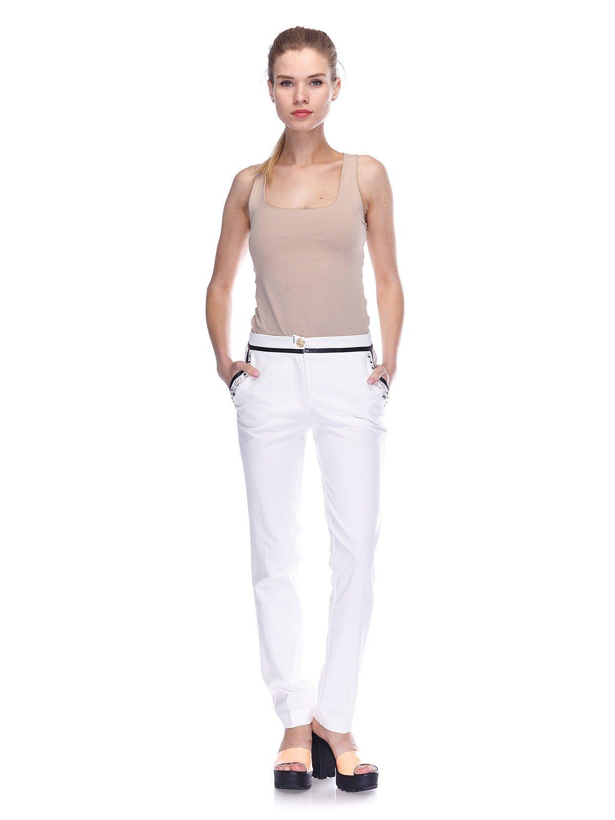 Штани білі | 3455526