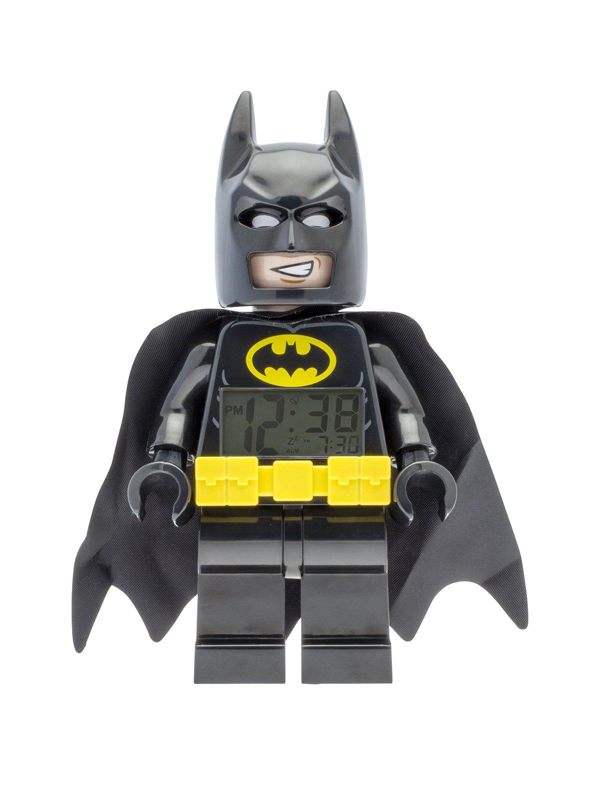 Часы настольные «Лего Фильм — Бетмен» | 3467419