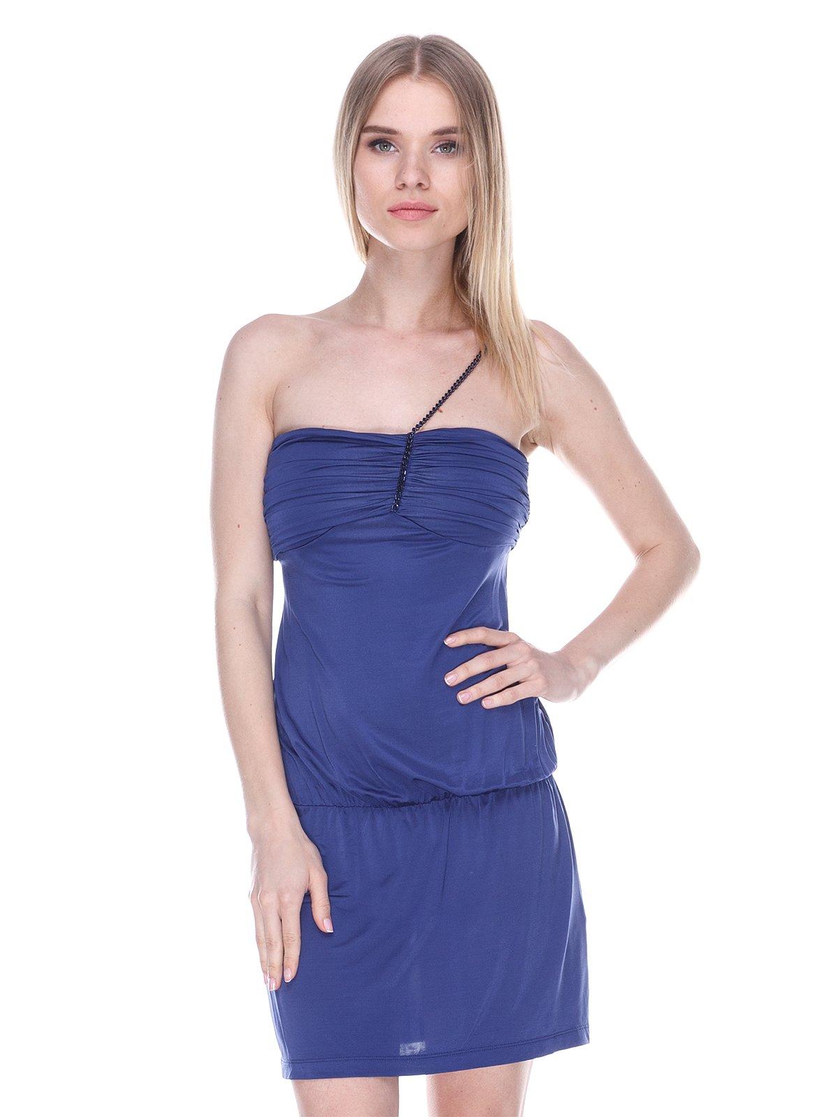 Платье синее   3112736