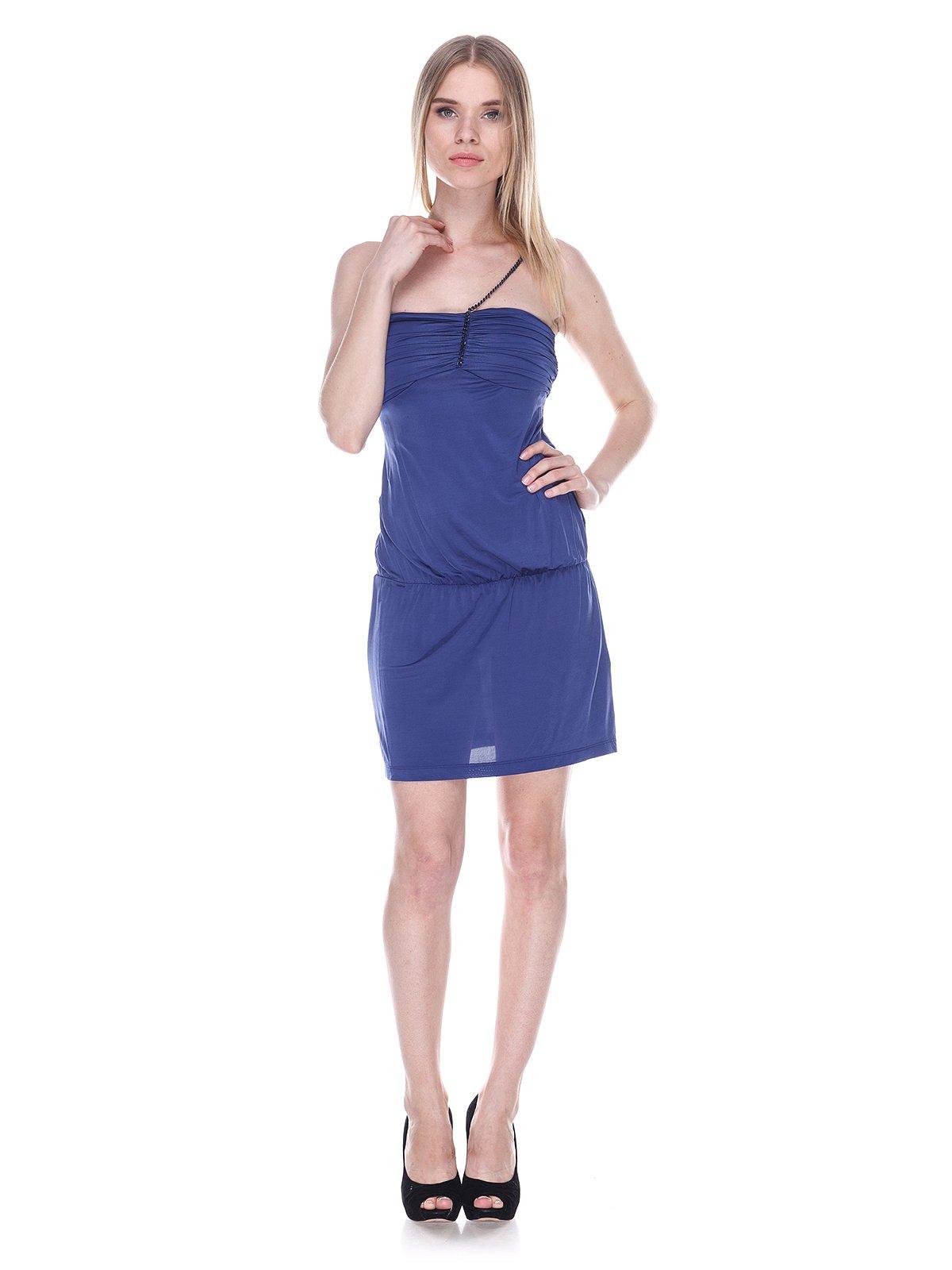 Платье синее   3112736   фото 4