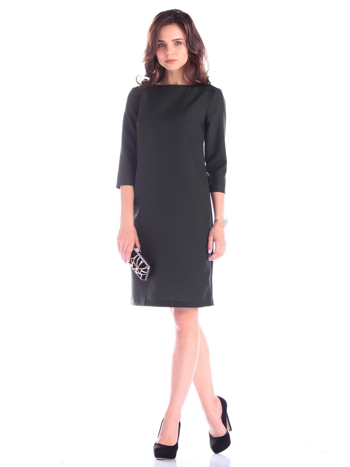 Сукня темно-смарагдова | 3470930