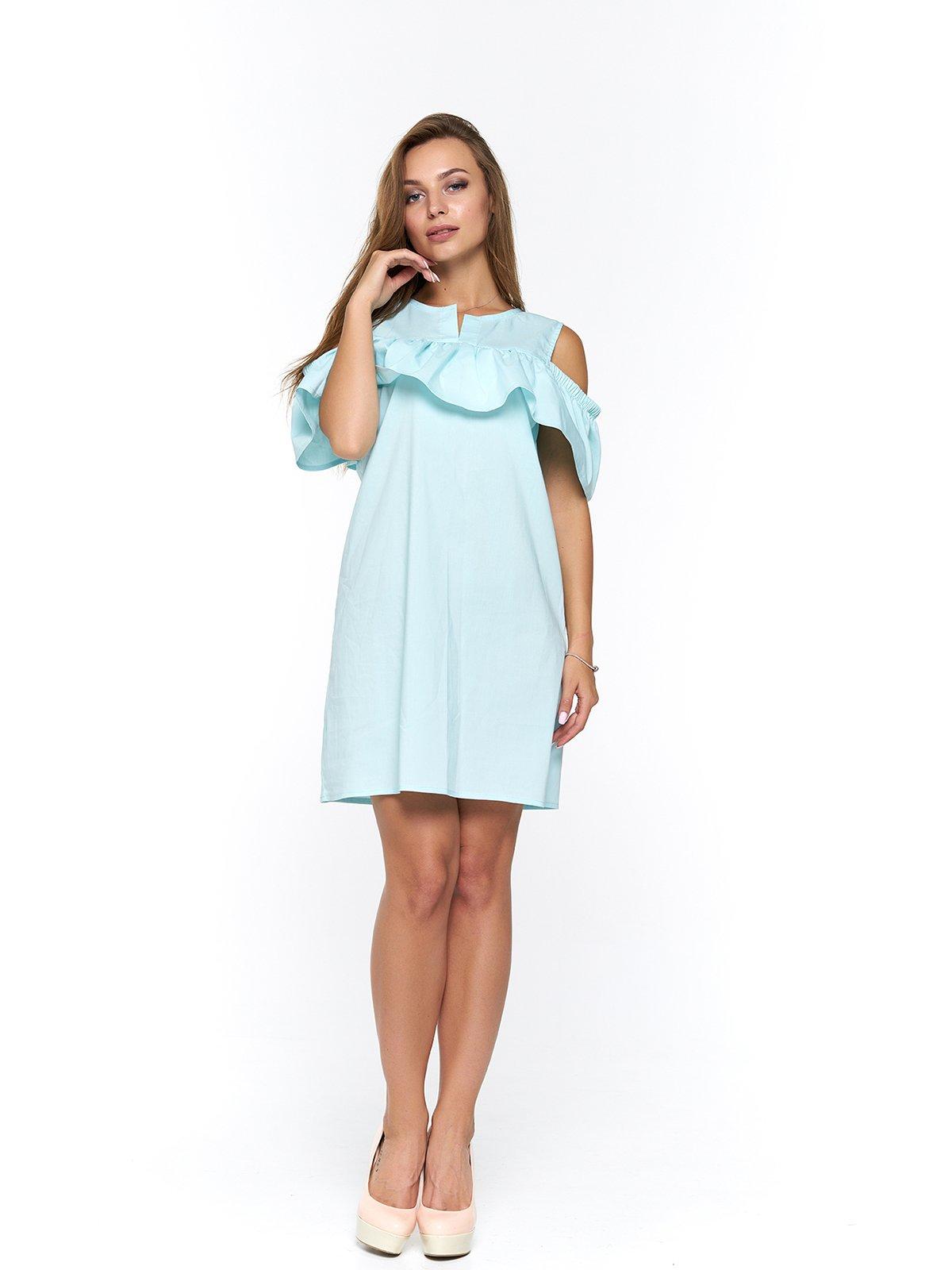 Сукня блакитна | 3474980