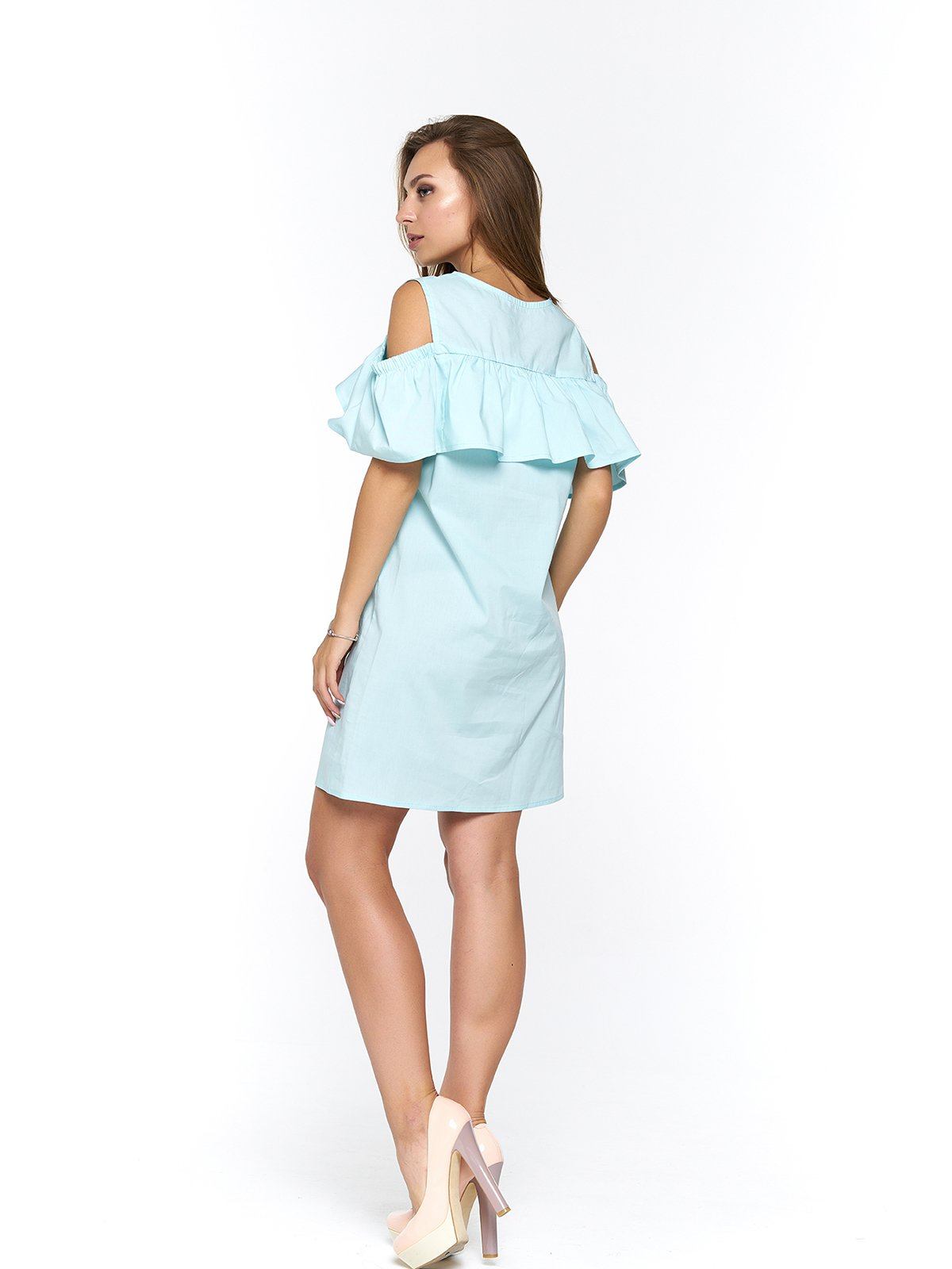 Сукня блакитна | 3474980 | фото 2