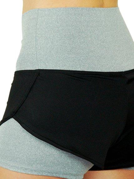 Фитнес-комплект: топ и шорты | 3475063 | фото 3