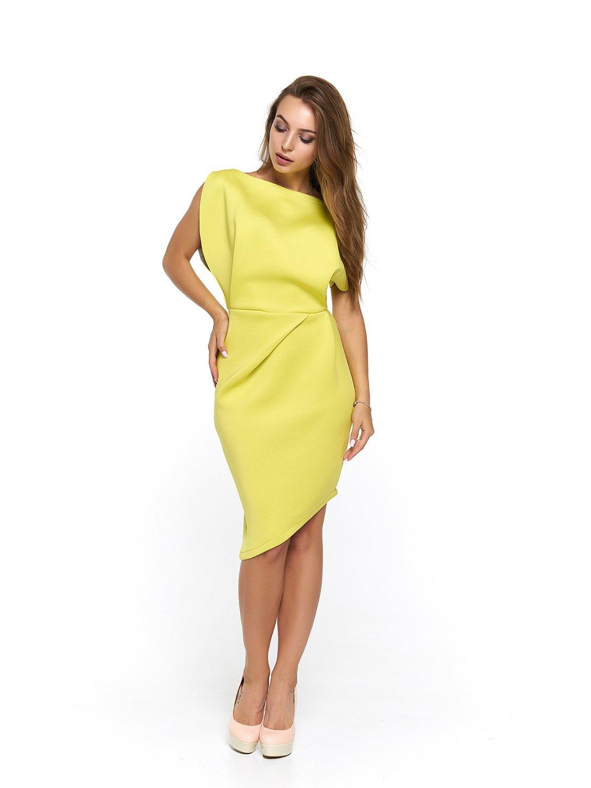 Платье желтое | 3474940