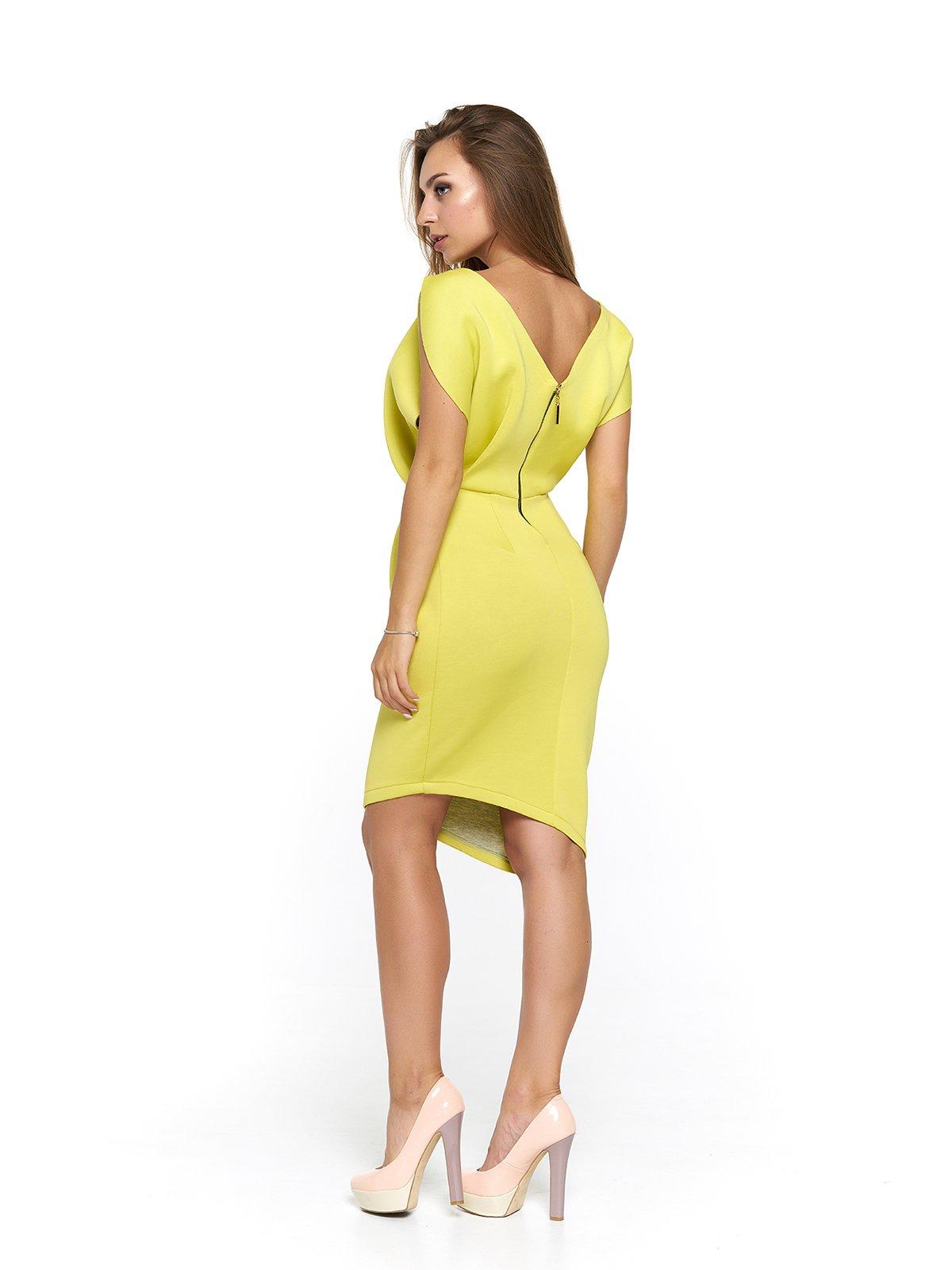 Платье желтое | 3474940 | фото 2