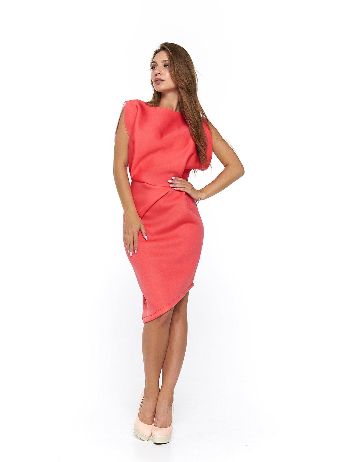 Сукня персикового кольору | 3474943
