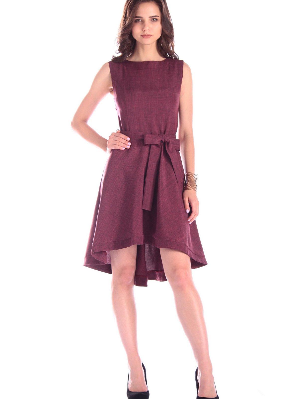 Сукня сливового кольору | 3478780