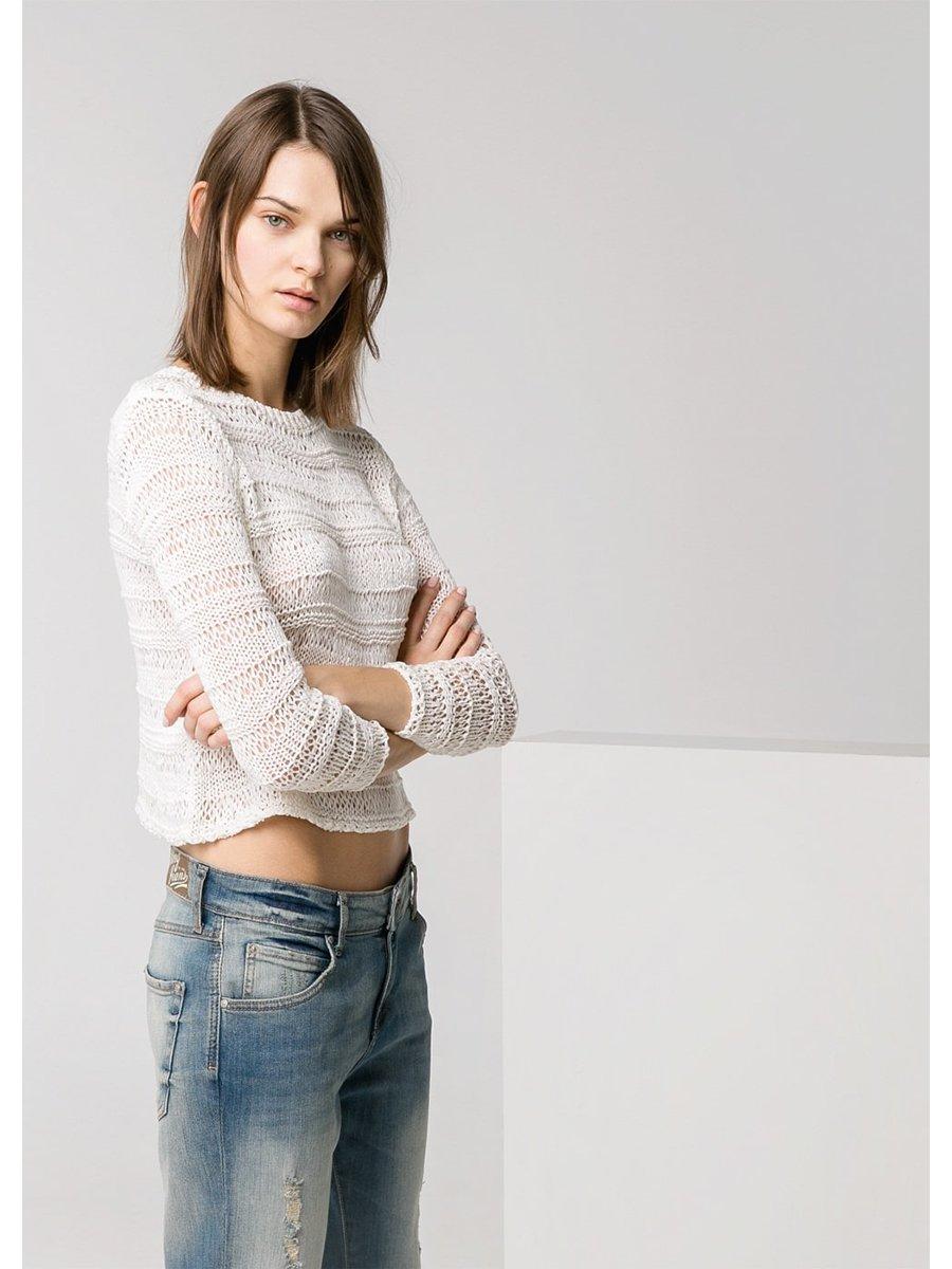 Джемпер белый | 2352001