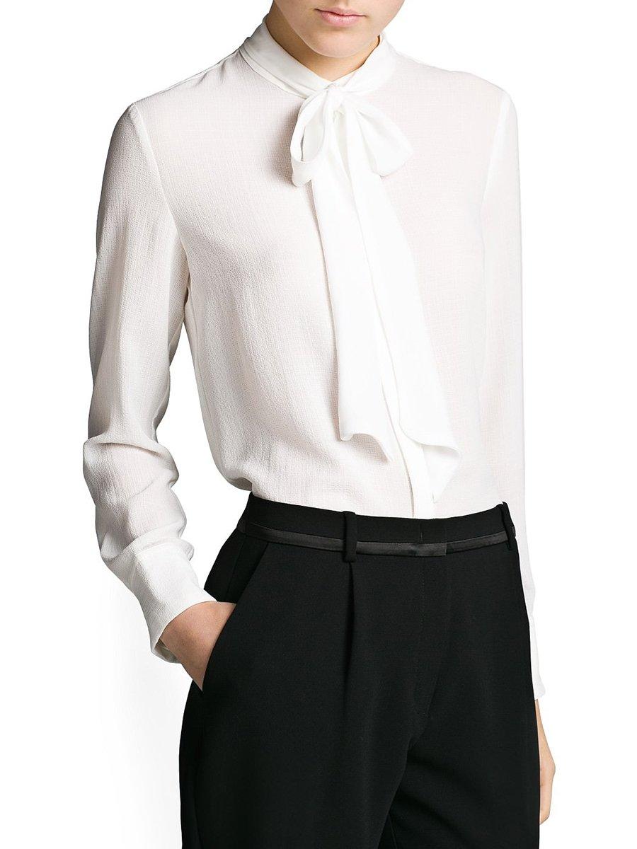 Блуза белая   2354902
