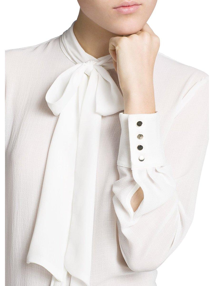Блуза белая   2354902   фото 3