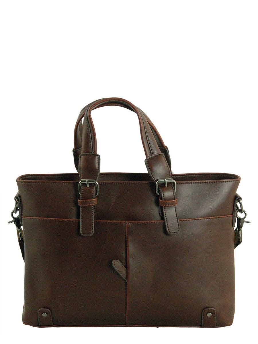 Портфель коричневий | 3482579
