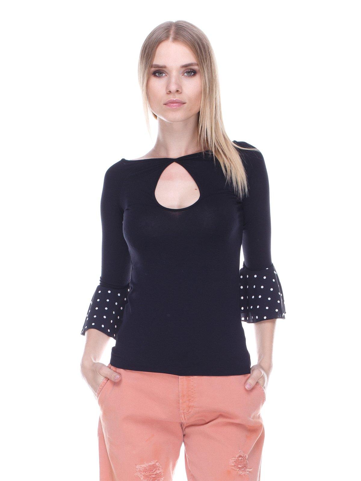 Блуза черная | 3478028