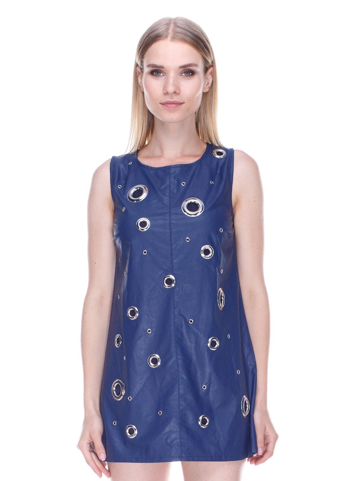 Платье синее   3478050