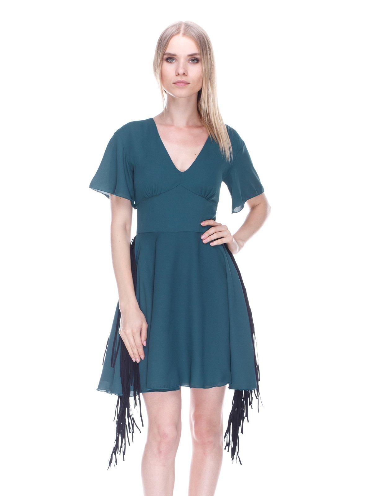 Платье зеленое | 3478041