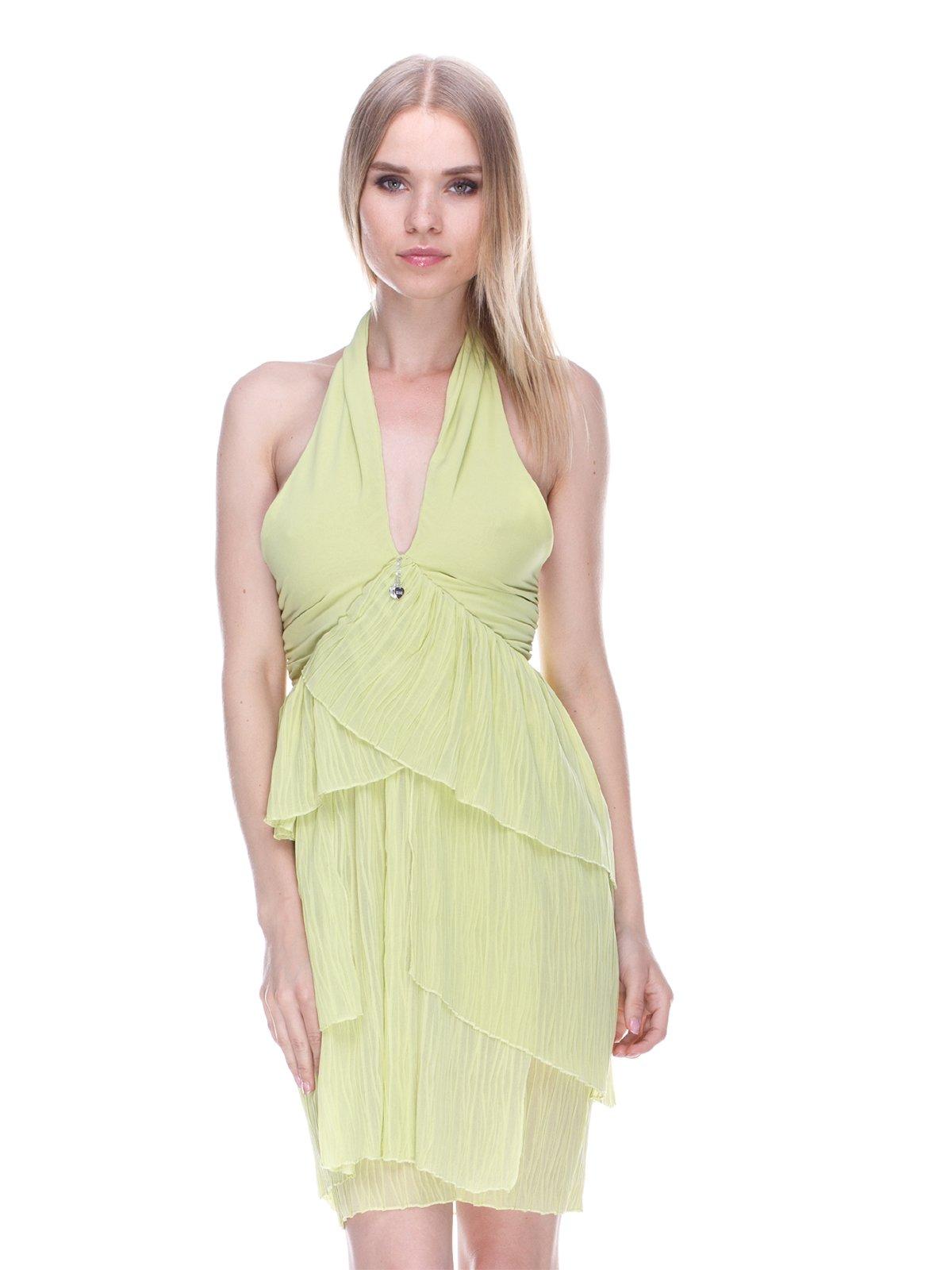 Платье салатовое | 3478046