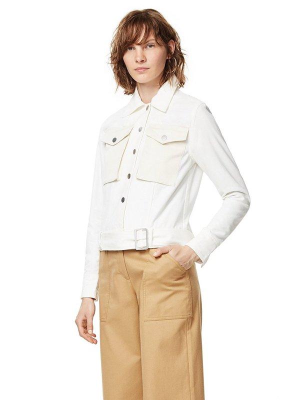 Куртка белая   3487786