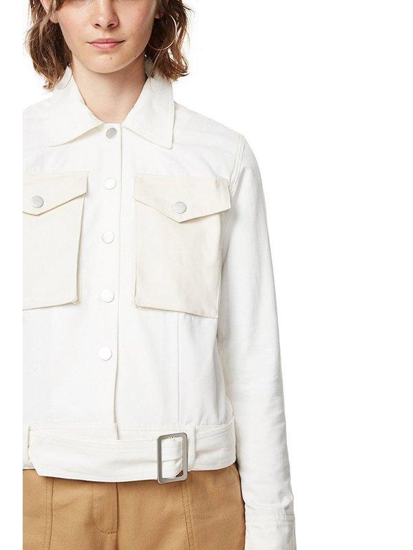 Куртка белая   3487786   фото 3