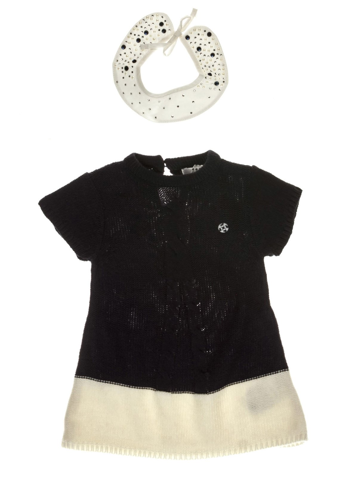 Сукня чорно-біла | 3484872