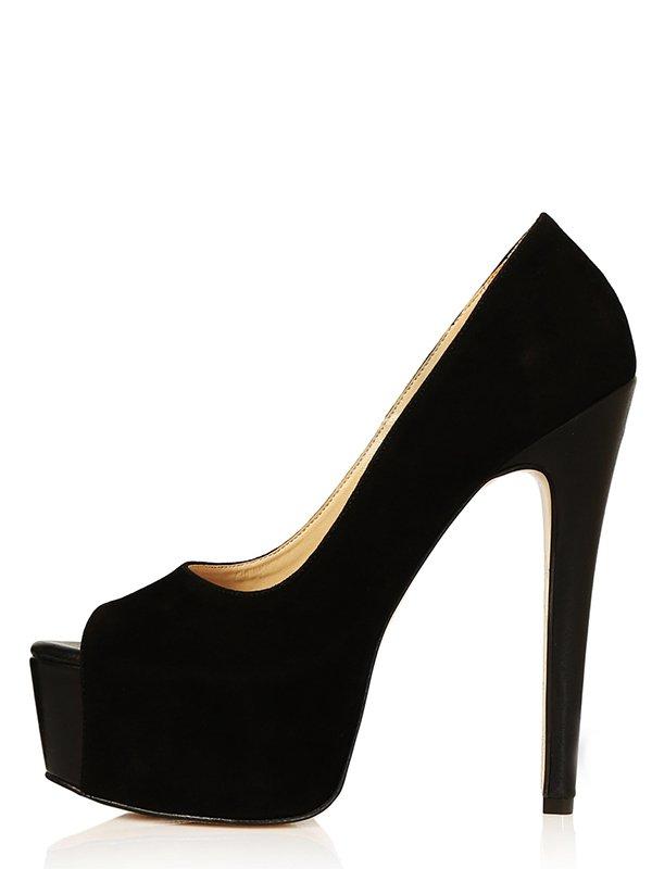Туфлі чорні | 3493088