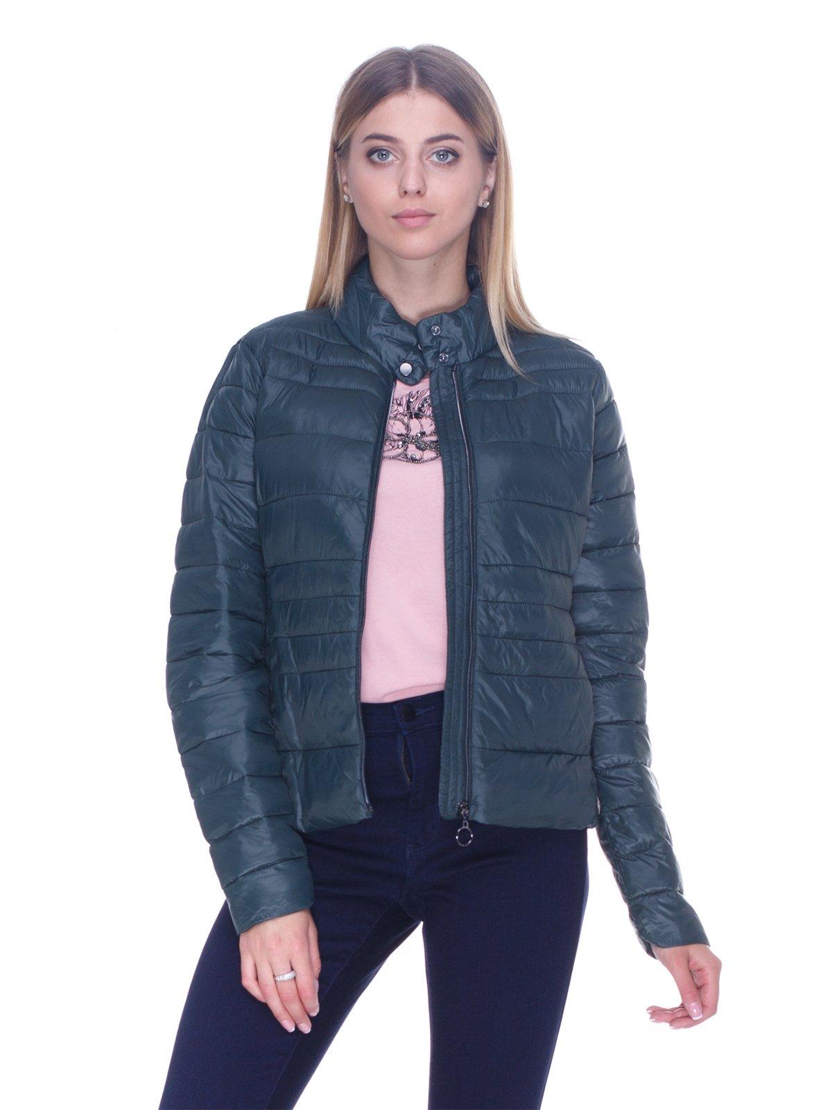 Куртка зеленая | 3480656